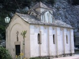 St Peter church in Omis. Click for larger picture...