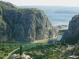Omis beaches. Click for larger picture...